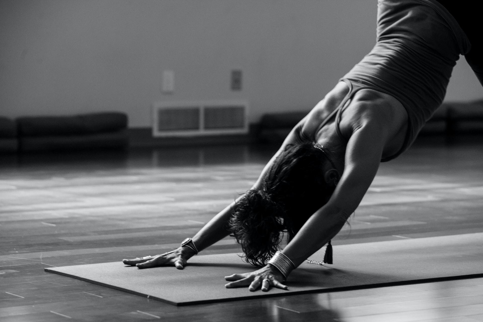 perdre du poids en faisant du yoga 1
