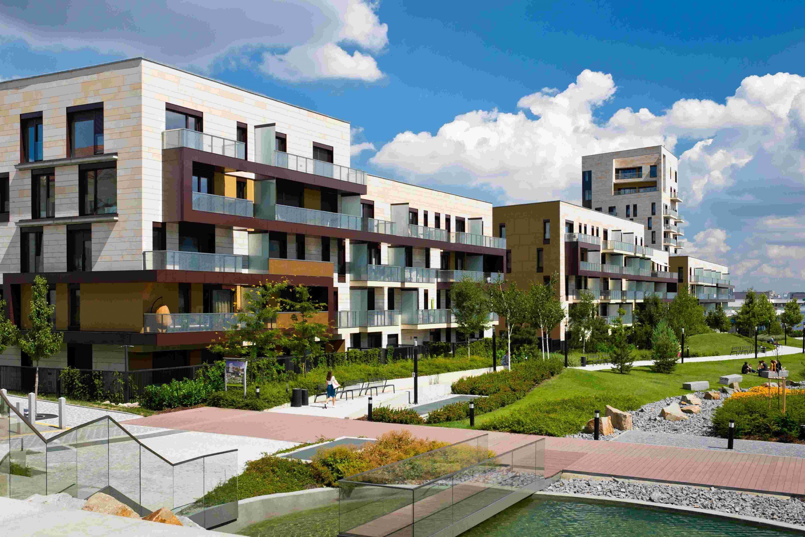 L'immobilier en Ile-de-France