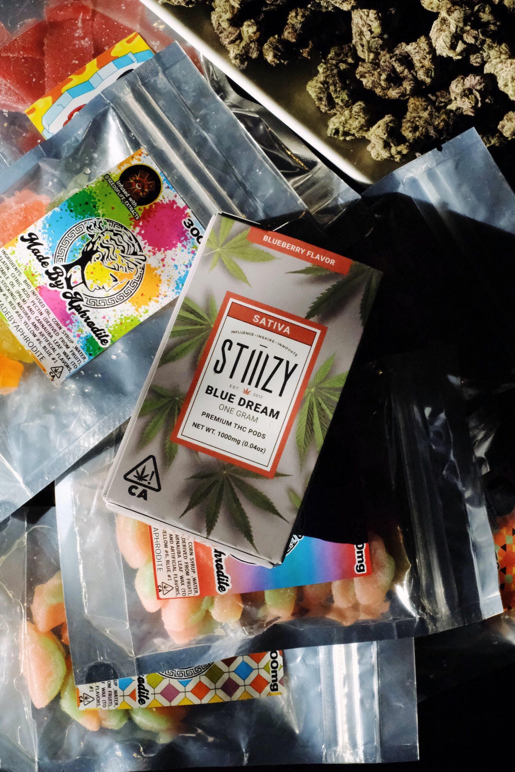Fumer du CBD 2